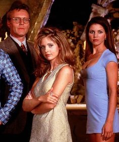 """How Well Do You Remember The """"Buffy The Vampire Slayer"""" Premiere?"""