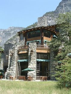 Yosemite National Park - 150 years old today Ahwahnee Lodge http://www.trailheadstudios.com/blog.html
