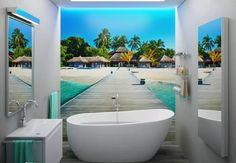 обои для ванной комнаты: 22 тыс изображений найдено в Яндекс.Картинках