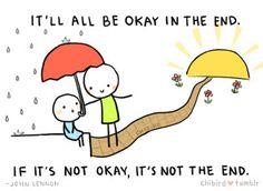Resultado de imagen para it will be okay