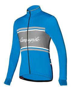 fb1f03af2 Campagnolo Heritage Mitica Long Zip Cycling Jersey