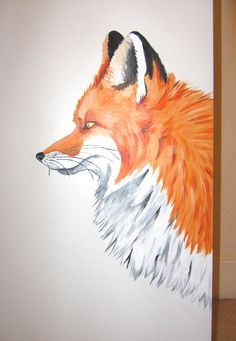 Wardrobe Fox by Emily Trotter Illustration