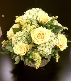 Send the CPD-Sunshine bouquet of flowers from Centre Pieces Design in Brighton, MA. Local fresh flower delivery directly from the florist and never in a box!