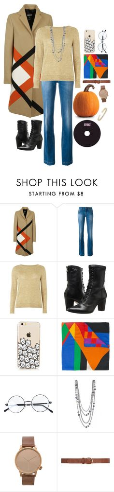 """autumn outerwear"" by whimsical-angst ❤ liked on Polyvore featuring MSGM, Dolce&Gabbana, mel, Johnston & Murphy, Etro, Komono, Dorothy Perkins, Allurez, contest and outfit"
