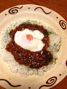 お野菜たっぷり入ってるよ(^-^)/ - 78件のもぐもぐ - キーマカレー by kamasann