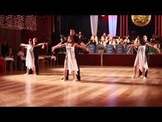 Zouk vystoupení v podání Salsy Kyjov