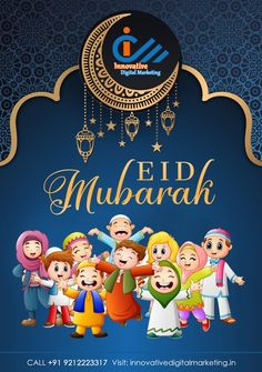 """🌟🌙 """"May this Eid be more Mubarak to you…. May you are showered with blessings of Allah to have amazing growth in your business!"""