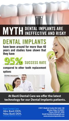 At Basti Dental Care we offer the latest technology for our #DentalImplants patients.