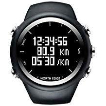 201a5df108a1 North Edge reloj de pulsera para hombre