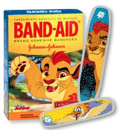 The Lion Guard Band Aid Bandages