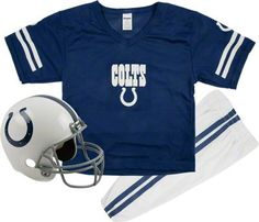 Youth Indianapolis Colts T.Y. McGill Pro Line Royal Player Jersey ...