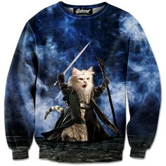 Funny Cat Sweatshirts | Fashion Ql
