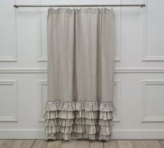 These curtains are heavenly! So beautiful.