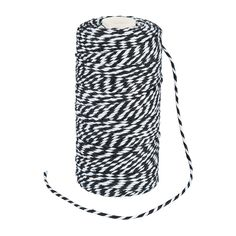 Black Baker's Twine - OrientalTrading.com $3.90/roll Ordered 1/15/14