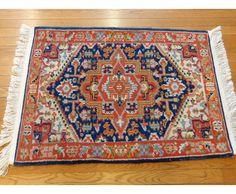 Indian Heriz , 4 x 7 - Lesniak Oriental Rugs Indian Rugs, Oriental Rugs, Rug Making, Home Decor, Decoration Home, Room Decor, Oriental Rug, Home Interior Design, Make A Rug