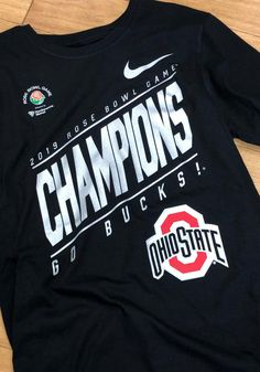 Rose Bowl Champions 2019 Old School Ohio State University Boys Pullover Hoodie