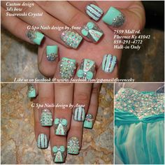 nails prom
