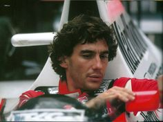 Ayrton Senna = along with Fangio and Michael Schumacher = the top three greatest Grand Prix drivers of all time RIP Ayrton = your death resulted in numerous safety improvements in the sport you excelled at and you would have survived this fatal crash if these improvements your death implemented had been introduced sooner ☑️