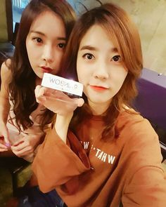 #조현영 #현영 #HyunYoung #노을 #NoEul 160925 NO EUL's INSTAGRAM feat HYUN YOUNG