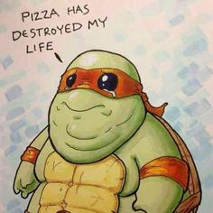 Pizza Turtle