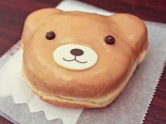 teddy bear doughnuts are harmless