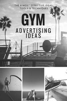 We've summarised the most effective gym advertising ideas, techniques & tools for your fitness business... Whether you're looking to attract new members or boost secondary revenue, our fitness marketing ideas can help...