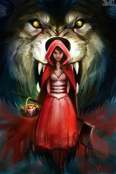 ✯ Red Riding Hood .. By *JowieL*✯