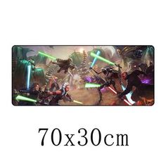 Fashion Style Fffas 70x30cm Gamer Gaming Mouse Pad Mat Soft Mousepad Internet Bar Wholesale Drop Shipping Standard Mousemat Game Player Gift Computer Peripherals
