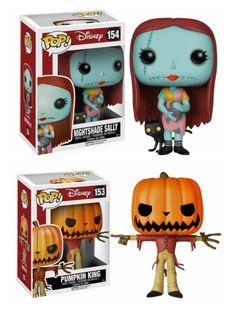 Funko Pop! Disney The Nightmare Before Christmas Nightshade Sally