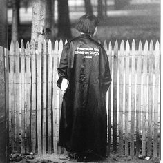 """Comme Des Garcons """"Stuff"""" Coat Uniform Automne Hiver 1985/1986 image 8"""