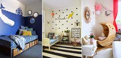 9 Murales originales en habitaciones infantiles | Más Chicos
