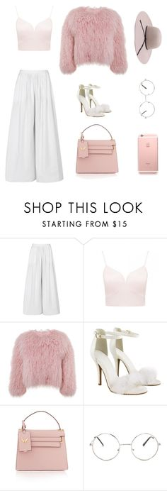 Chanel Oberlin. by brndpr on Polyvore featuring Charlotte Simone, The Row, Valentino, Eloquii and Nasty Gal