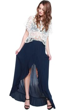 Dance With Me Skirt - WOMEN - Foreign Exchange