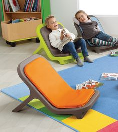 Flexible Seating Ideas Gallery: Versatile Classroom or Library Seating