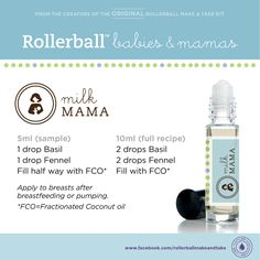 Milk Mama :: Rollerball Babies & Mamas