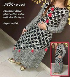 Salwar Designs, Kurti Neck Designs, Sleeve Designs, Blouse Designs, Kurti Patterns, Dress Patterns, Simple Dresses, Nice Dresses, Churidar