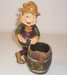 Terra Lavartica The Laaf Collection 1999 Gnome Elf Leprechaun Figurine Efteling