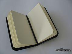 miolo em papel 140g creme | por Cadernorama