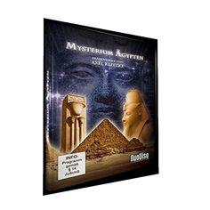 MYSTERIUM ÄGYPTEN,Ägypten scheint auf dem ersten Blick kaum noch Überraschungen parat zu halten. Von Kairo bis Abu Simbel kann man auf dem zweiten Blick noch viele Geheimnisse entdecken, die teilweise selbst den Ägyptologen nicht bewusst sind! Der Vortrag zeigt in einer Bildpräsentation die in zahlreichen Orten versteckten Geheimnisse, die zum Nachdenken anregen.