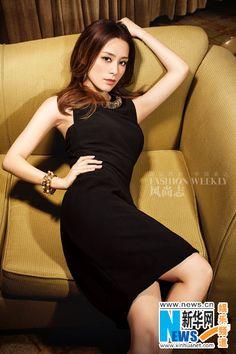 Hong Kong singer and actress Gillian Chung