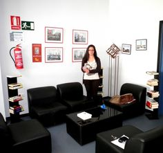 """Ganadora del III Concurso """"Sigue la Pista al libro""""(2012) en BICC. #concursos #libros #biblioteca #uex #alumnos"""