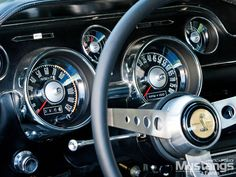 American car gauges