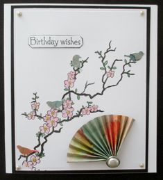 Birthday Wishes, I Card, Oriental, Card Making, Scrap, Paper, Special Birthday Wishes, Handmade Cards, Birthday Greetings