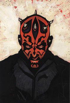 use the force Dark Maul, Sith Lord, Star Wars Art, Comic Books Art, Batman, Cosplay, Superhero, Stars, Anime