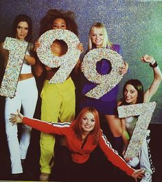 Spice Girls... Oh the 90s!