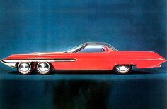 Concept Car of the Week: Ford Seattle-ite XXI (1962)