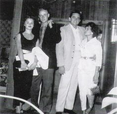 Lorrie Collins & Stu Carnall & Johnny Cash & Vivian