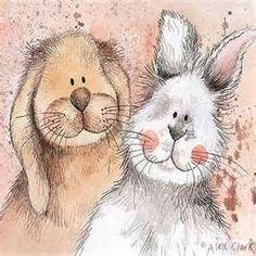 Alex Clark Rabbits