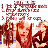 Gemma's to-do list-lmao!