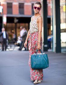 Xo Lindsay: Fashion Week {Milly & Street Style}